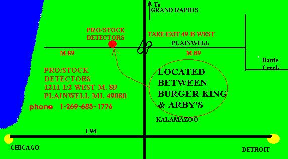 map pro stock metal detectors whites Garrett Ace Coil Wiring Diagram at soozxer.org