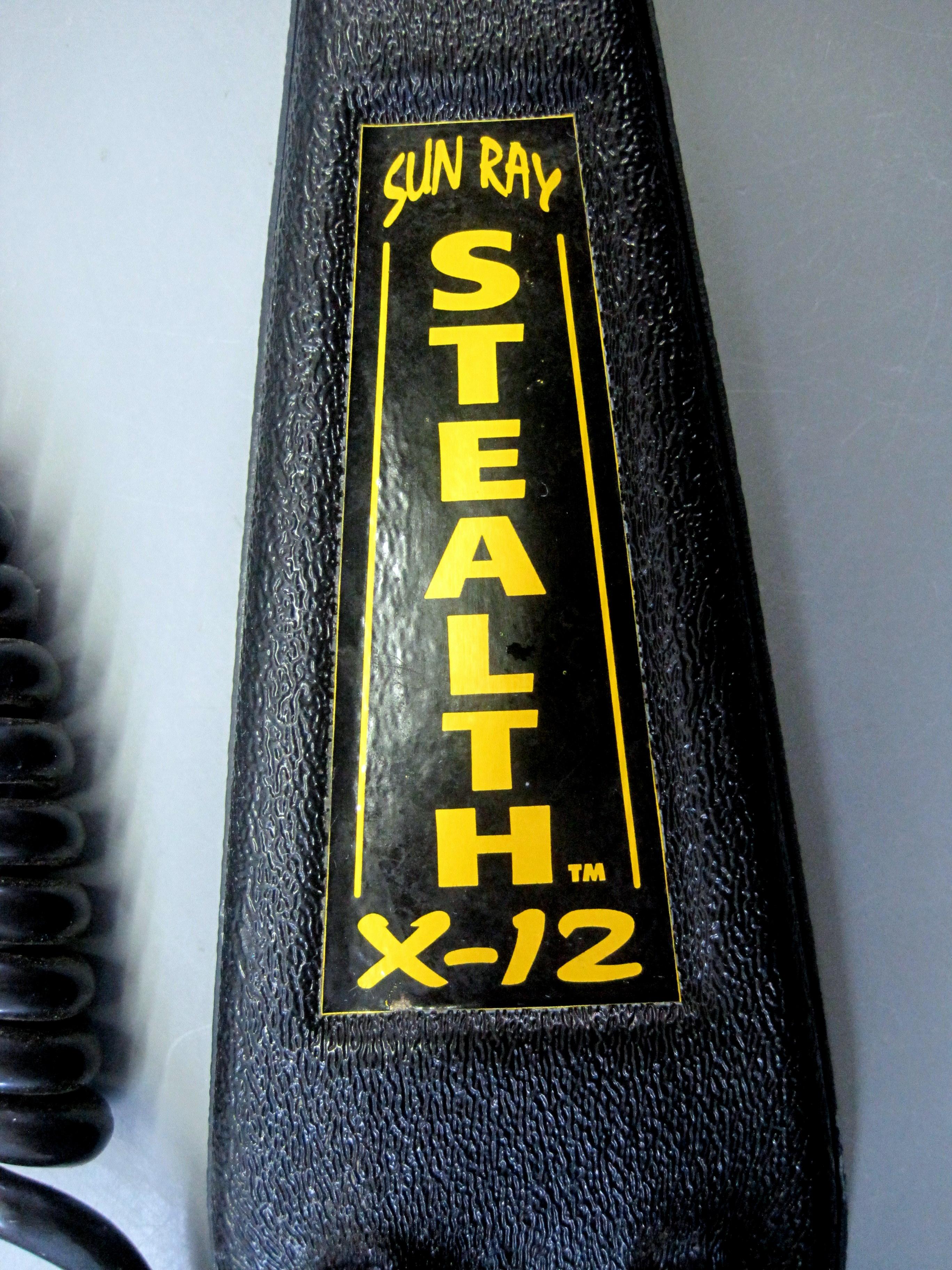stealthb pro stock metal detectors  at aneh.co